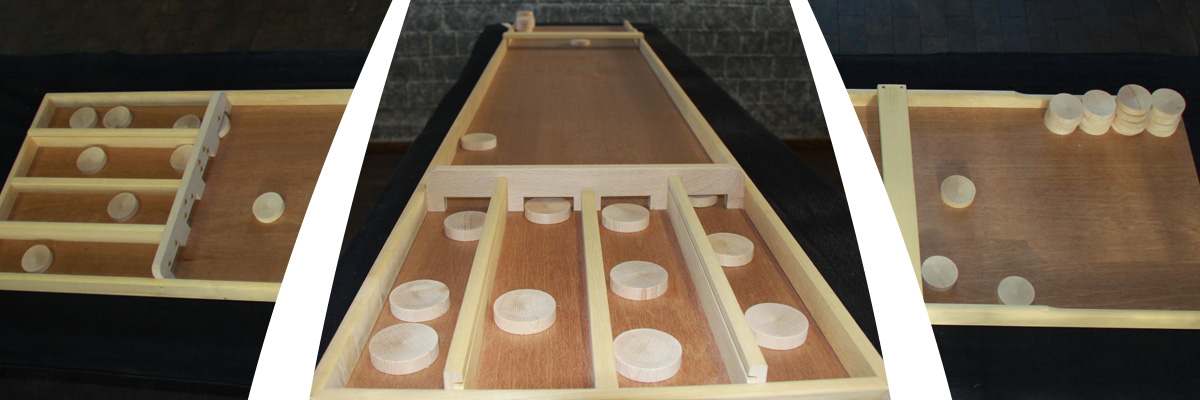 shuffleboard h pfburg. Black Bedroom Furniture Sets. Home Design Ideas